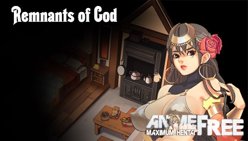Картинка Remnants of God [2018] [Uncen] [ADV, Animation] [ENG] H-Game