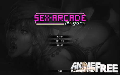 Картинка Sex-Arcade The Game [2017] [Uncen] [ADV, SLG] [ENG] H-Game