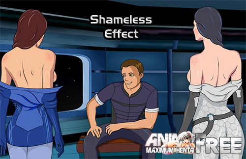 Картинка Shameless Effect [2018] [Uncen] [ADV] [RUS] H-Game