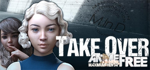 Картинка Take Over [2018] [Uncen] [ADV, 3DCG] [Android Compatible] [ENG,RUS] H-Game