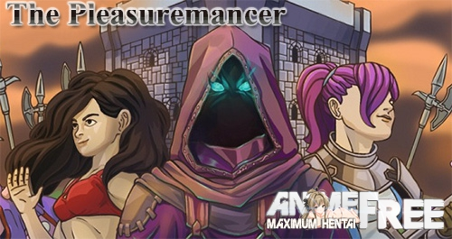 Картинка The Pleasuremancer [2018] [Uncen] [ADV, RPG] [FR,ENG] H-Game