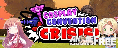 Картинка Cosplay Convention Crisis [2018] [Uncen] [VN] [ENG,RUS] H-Game