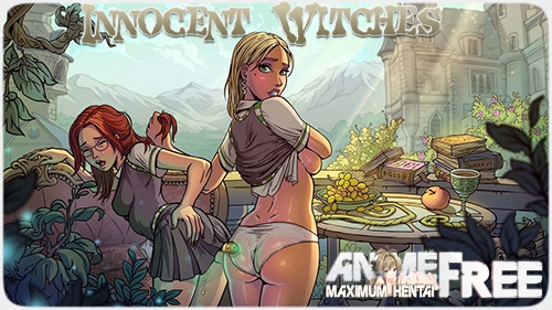 Картинка Innocent Witches / Невинные ведьмы [2018-2019] [Uncen] [ADV] [Android Compatible] [RUS,ENG] H-Game