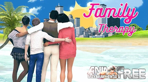 Картинка Family Therapy Remastered [2018] [Uncen] [ADV, 3DCG] [ENG] H-Game