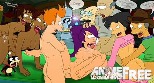 Картинка Futurama / Футурама (ArtWork Collection) [Uncen] [JPG,PNG,GIF] Hentai ART