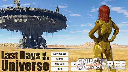 Картинка Last Days of the Universe [2018] [Uncen] [ADV, 3DCG] [ENG] H-Game