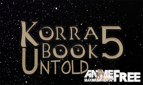 Картинка Book 5: Untold Legend of Korra [2017] [Uncen] [ADV] [ENG] H-Game