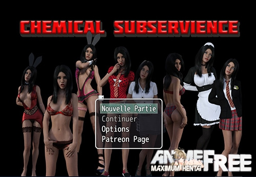 Картинка Chemical Subservience [2018] [Uncen] [ADV, 3DCG] [ENG] H-Game