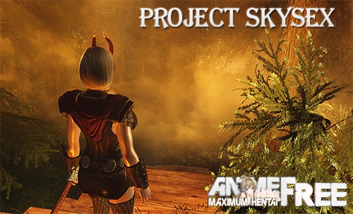 Картинка Skyrim - (Project Skysex 2) / Скайсекс 2 [2018-2019] [Uncen] [3D, Action, RPG] [RUS] H-Game