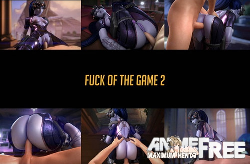 Картинка Fuck of the Game 2 (Overwatch) [2018] [Uncen] [1080p] [ENG] 3D-Hentai
