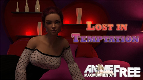 Картинка Lost in Temptation [2018] [Uncen] [ADV, 3DCG] [ENG] H-Game
