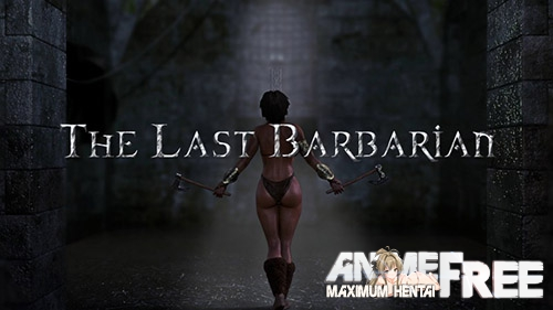 Картинка The Last Barbarian / Последний варвар [2018] [Uncen] [Action, 3D] [ENG] H-Game