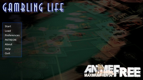 Картинка Gambling Life [2018] [Uncen] [ADV, 3DCG] [ENG] H-Game
