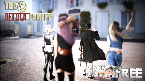 Картинка The DeLuca family [2018] [Uncen] [ADV, 3DCG] [ENG,RUS,GER,FR] H-Game