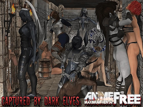 Картинка Captured by Dark Elves: Arachna's Return [2017-2019] [Uncen] [3DCG, ADV] [Android Compatible] [ENG] H-Game
