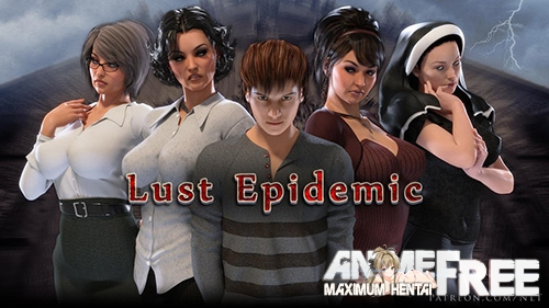 Картинка Lust Epidemic [2018] [Uncen] [ADV, 3DCG] [Android Compatible] [ENG,RUS] H-Game