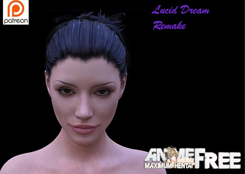 Картинка Lucid Dream Remake [2018] [Uncen] [ADV, 3DCG] [Android Compatible] [ENG] H-Game