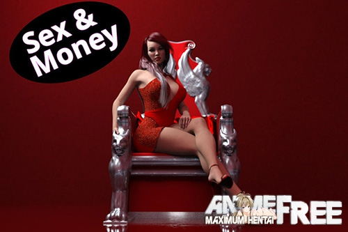 Картинка Sex & Money [2018] [Uncen] [ADV, 3DCG] [ENG] H-Game