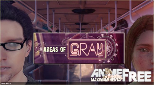 Картинка Areas of GRAY [2018] [Uncen] [ADV, 3DCG] [ENG] H-Game