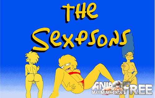 Картинка The Sexpsons / Секпсоны [2018] [Uncen] [ADV] [Android Compatible] [ENG] H-Game