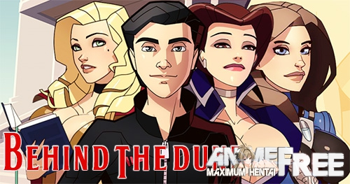 Картинка Behind The Dune [2016-2020] [Uncen] [Animation, Flash] [Android Compatible] [ENG,RUS] H-Game