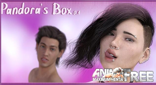 Картинка Pandora's Box [2018] [Uncen] [ADV, 3DCG] [Android Compatible] [ENG,RUS] H-Game