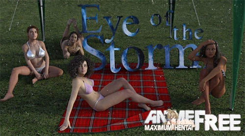 Картинка Eye of the Storm [2018] [Uncen] [ADV, 3DCG] [Android Compatible] [ENG] H-Game
