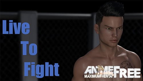 Картинка Live To Fight [2018] [Uncen] [ADV, 3DCG] [Android Compatible] [ENG,RUS] H-Game