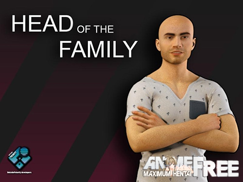 Картинка Head Of The Family / Глава семьи [2018] [Uncen] [ADV, 3DCG, Animation] [ENG,RUS] H-Game