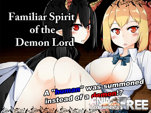 Картинка Familiar Spirit of the Demon Lord [2017] [Cen] [jRPG] [ENG] H-Game