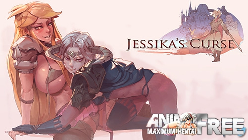 Картинка Jessika's Curse [2018] [ADV, SLG, RPG] [ENG] H-Game