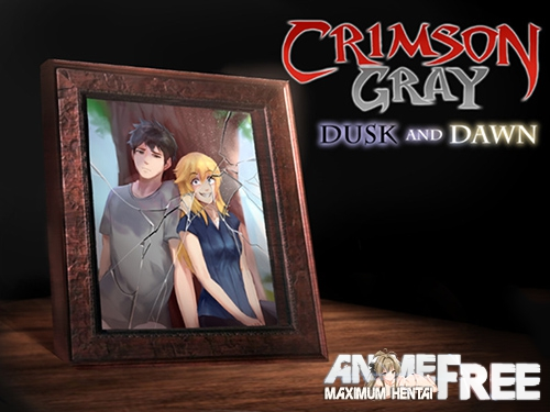 Картинка Crimson Gray: Dusk And Dawn [2018] [Uncen] [2DCG, VN] [ENG] H-Game