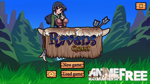 Картинка Raven's Quest [2018] [Uncen] [ADV] [ENG] H-Game