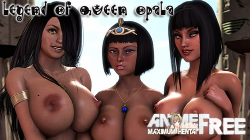 Картинка Legend Of Queen Opala Animation [2018] [Uncen] [HD-720p] [ENG] 3D-Hentai
