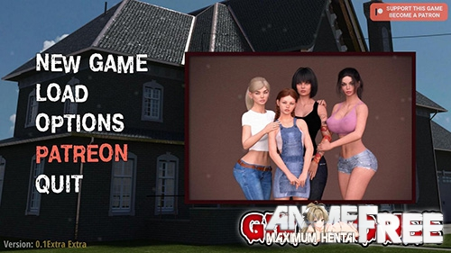 Картинка Girl House [2018] [Uncen] [ADV, 3DCG] [Android Compatible] [ENG,RUS] H-Game