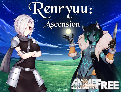 Картинка Renryuu: Ascension [2017] [Cen] [RPG] [Android Compatible] [ENG] H-Game