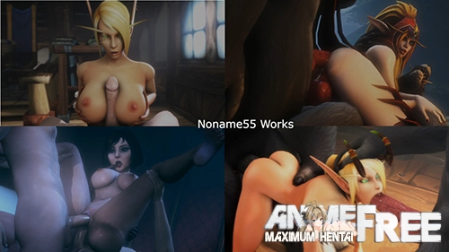 Картинка Noname55 (Collection) [2018] [Uncen] [HD-720p,HD-1080p,VR-Video] [ENG] 3D-Hentai