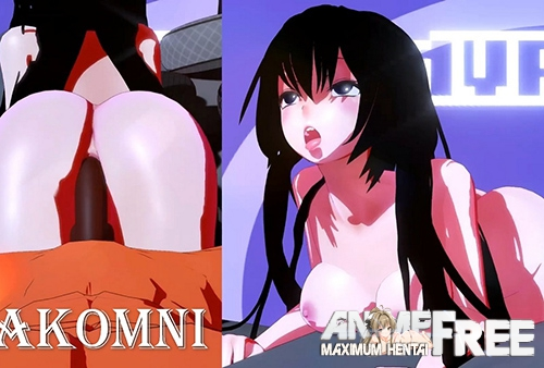 Картинка Akomni MMD Works [2018] [Uncen] [HD-1080p] [ENG] 3D-Hentai