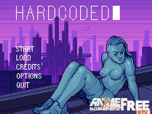 Картинка Hardcoded [2018] [Uncen] [ADV, Pixel, DatSim] [ENG] H-Game