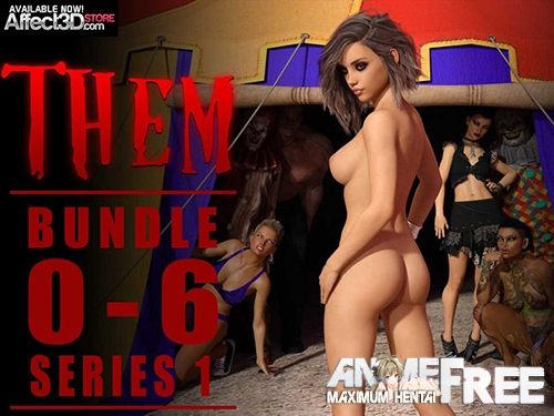 Картинка THEM Series One Bundle [3DCG] [Uncen] [ENG] Porn Comics