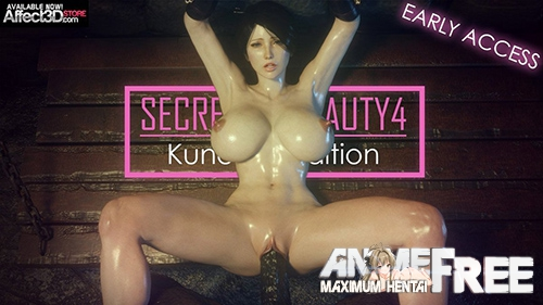 Картинка Secret of Beauty 4 - Kunoichi Edition - Early Access Version [2019] [Uncen] [HD-720p] [ENG] 3D-Hentai
