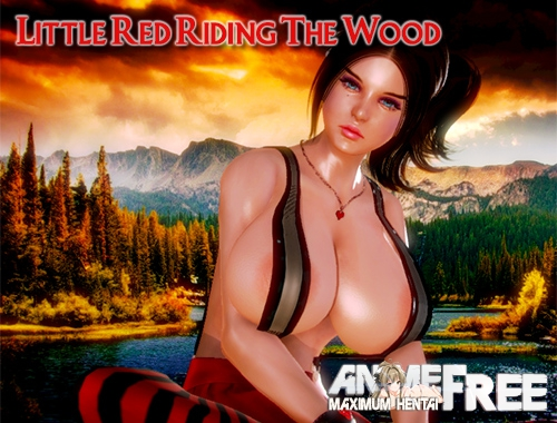 Картинка Little Red Riding The Wood [2018] [Uncen] [ADV, 3DCG] [ENG] H-Game