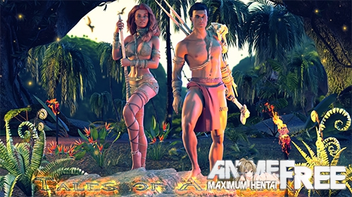 Картинка Tales of Arcania [2019] [Uncen] [3DCG, ADV] [ENG,RUS] H-Game