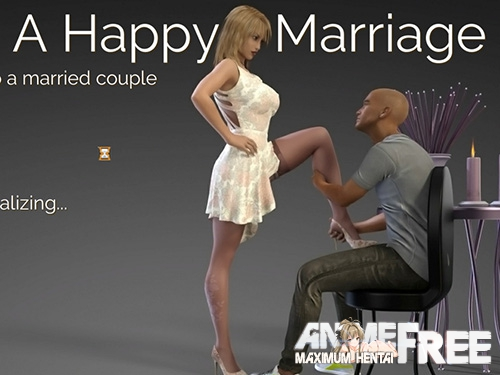 Картинка A Happy Marriage [2018] [Uncen] [3DCG, SLG] [ENG] H-Game