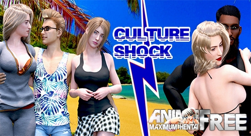 Картинка Culture Shock [2018] [Uncen] [ADV, 3DCG] [Android Compatible] [ENG] H-Game