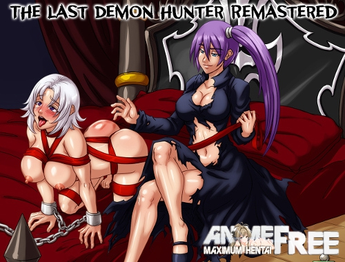 Картинка The Last Demon hunter Remastered [2018] [Uncen] [ADV, RPG] [ENG] H-Game