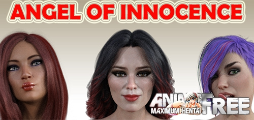 Картинка Angel of Innocence [2019] [Uncen] [ADV, 3DCG] [Android Compatible] [ENG,RUS] H-Game