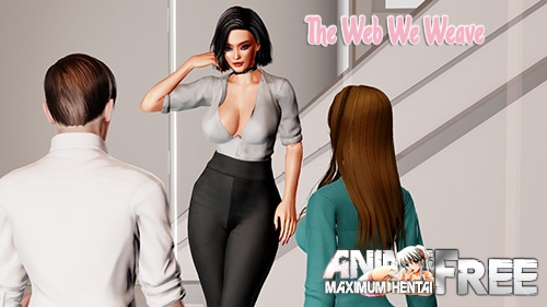 Картинка The Web We Weave [2019] [Uncen] [ADV, 3DCG] [Android Compatible] [ENG,RUS] H-Game