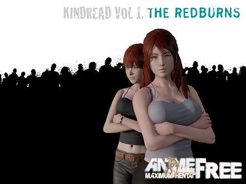 Картинка Kindread: The Redburns [2018] [Uncen] [ADV, 3DCG] [Android Compatible] [ENG] H-Game
