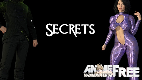 Картинка Secrets / Секреты [2018] [Uncen] [ADV, 3DCG] [Android Compatible] [ENG,RUS] H-Game